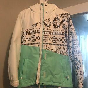 Snow boarding jacket